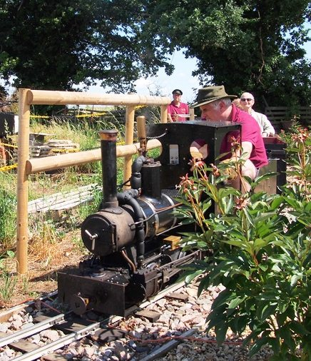 Fenland Light Railway - Public Running Day