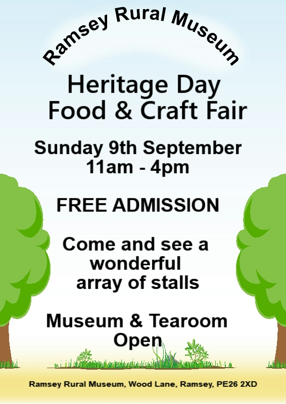 National Heritage Day and Museum Food and Craft Fair
