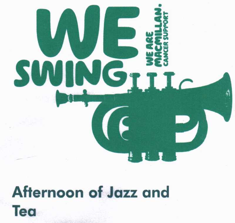 Macmillan Jazz and Tea Afternoon