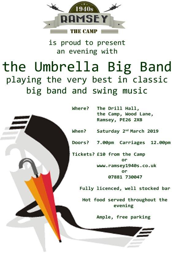 1940's Ramsey - The Big Umbrella Band