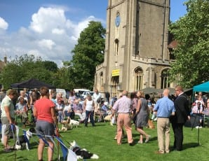 Thomas a Becket and St Mary's Ramsey - Church Fete