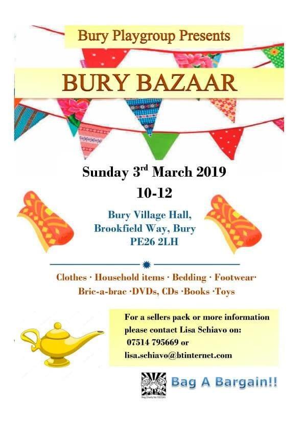 Bury Bazaar