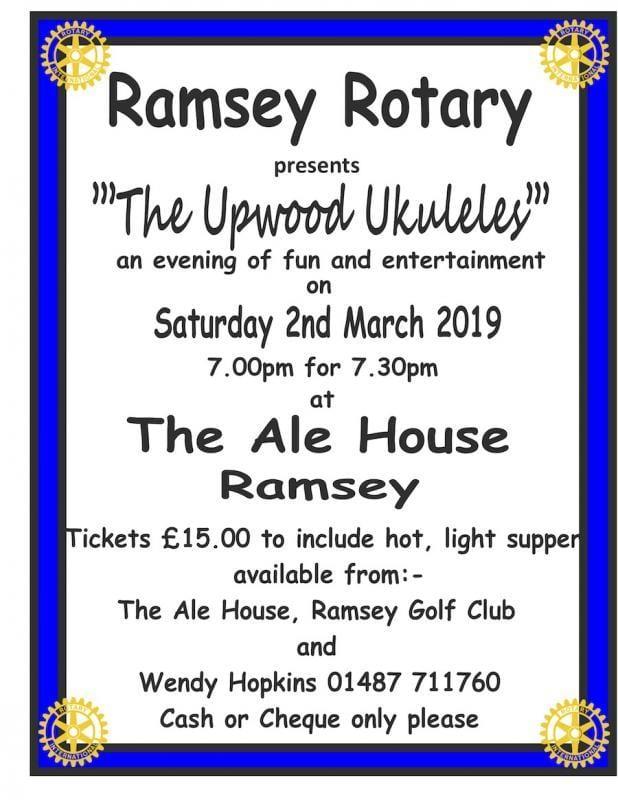 Ramsey Rotary -