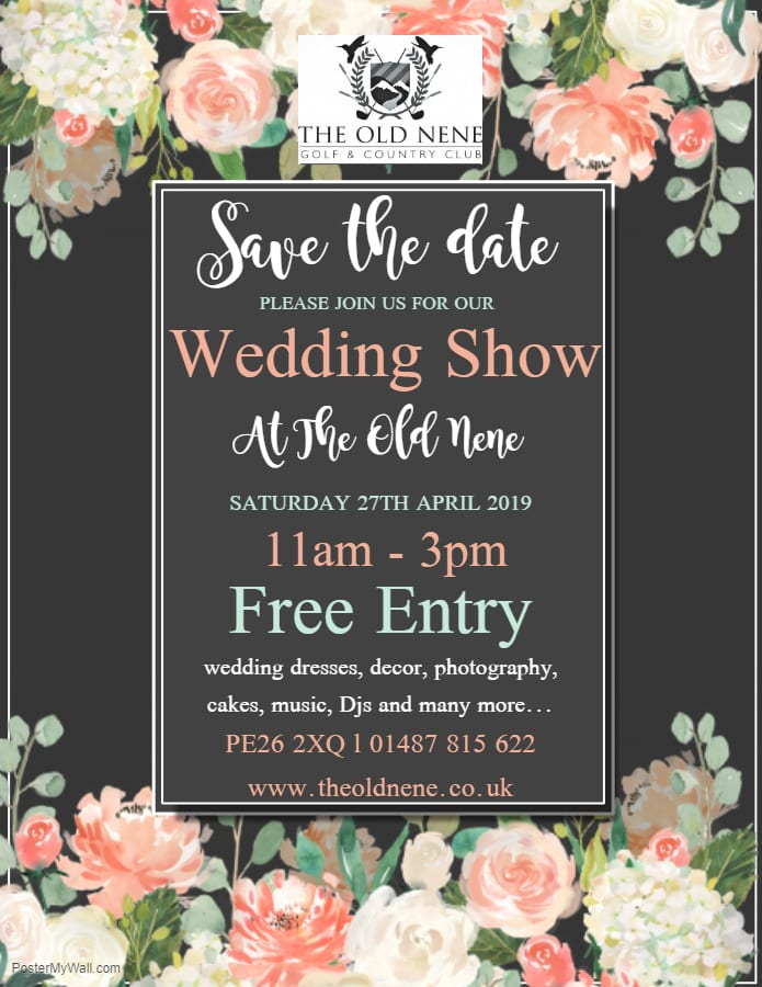 Wedding Show at The Old Nene Golf & Country Club
