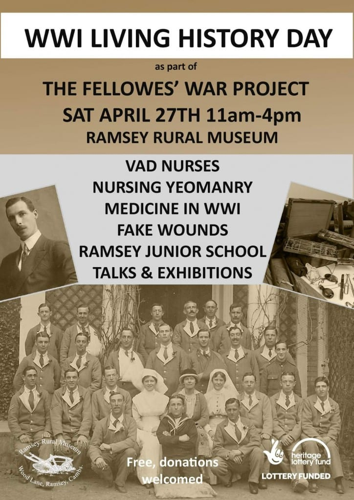 A Living History  - Event at Ramsey Rural Museum
