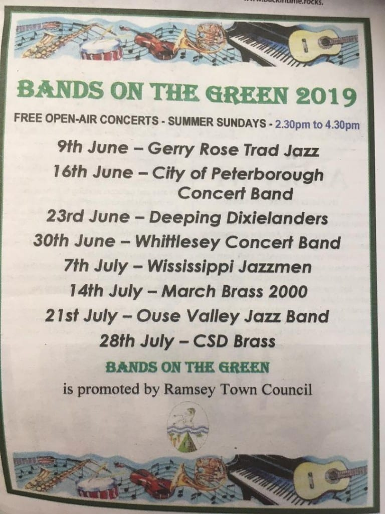 Bands on the Green - City of Peterborough Concert Band